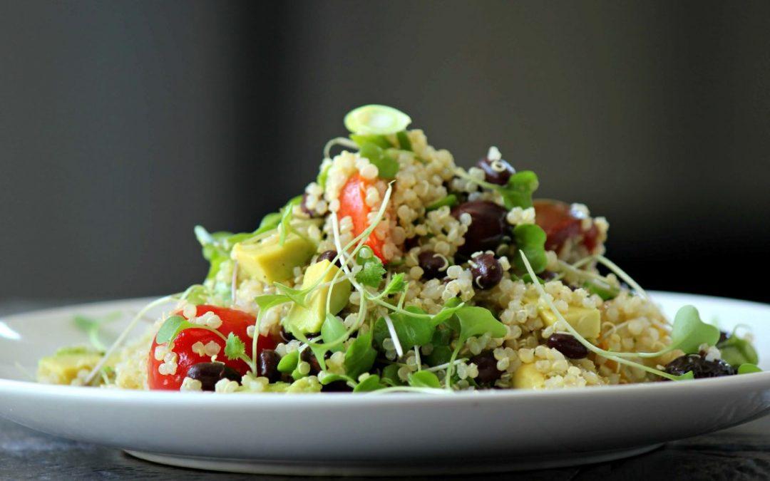 Apakah Quinoa Microgreens itu?