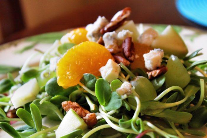 nutrisi dari microgreens