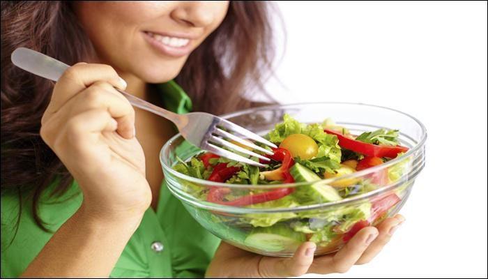 banyak makan sayur